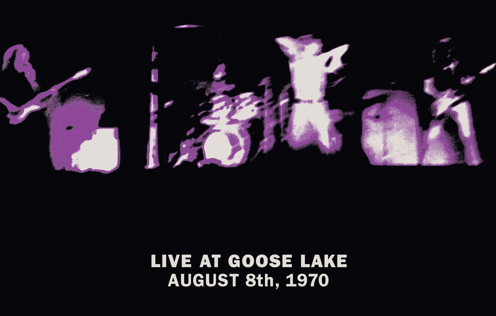 "THIRD MAN RECORDS RELEASES ""LIVE AT GOOSE LAKE: AUGUST 8, 1970""  OUT NOW ON VINYL, CD AND DIGITAL featured image"