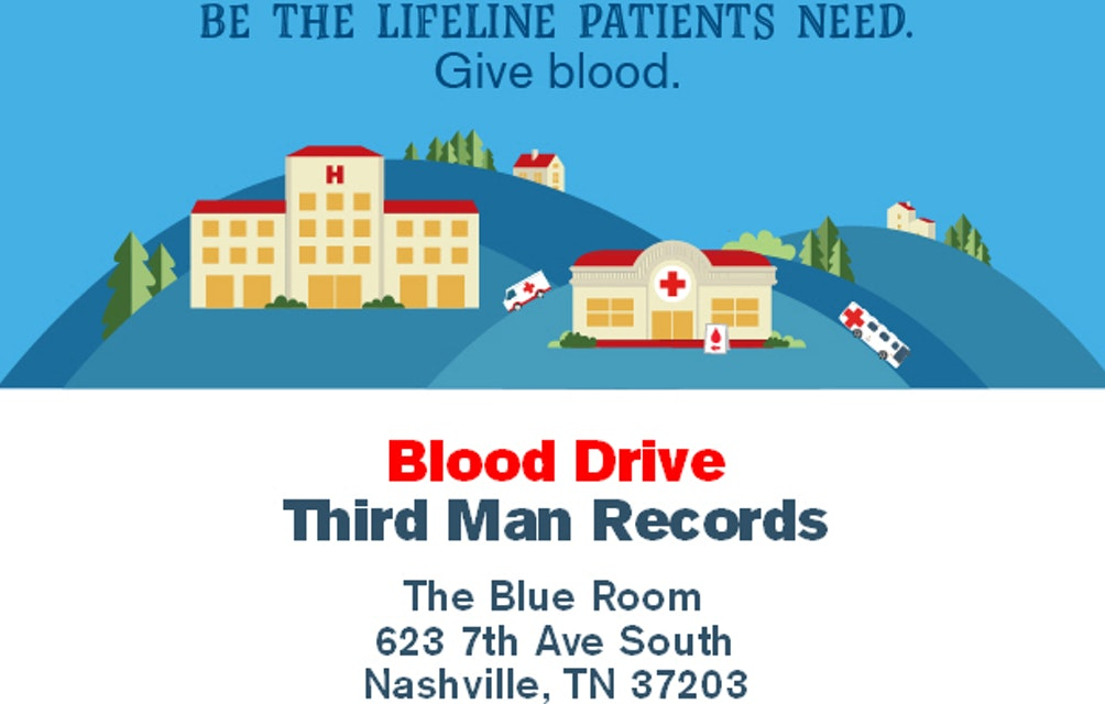 HOLIDAY BLOOD DRIVES: NASHVILLE & DETROIT featured image