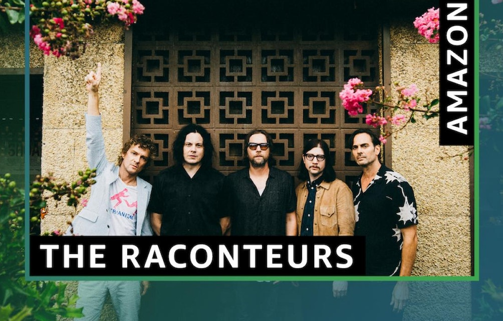 "THE RACONTEURS UNVEIL TWO AMAZON ORIGINALS ""I'M YOUR PUPPET"" AND ""NOW THAT YOU'RE GONE"" featured image"
