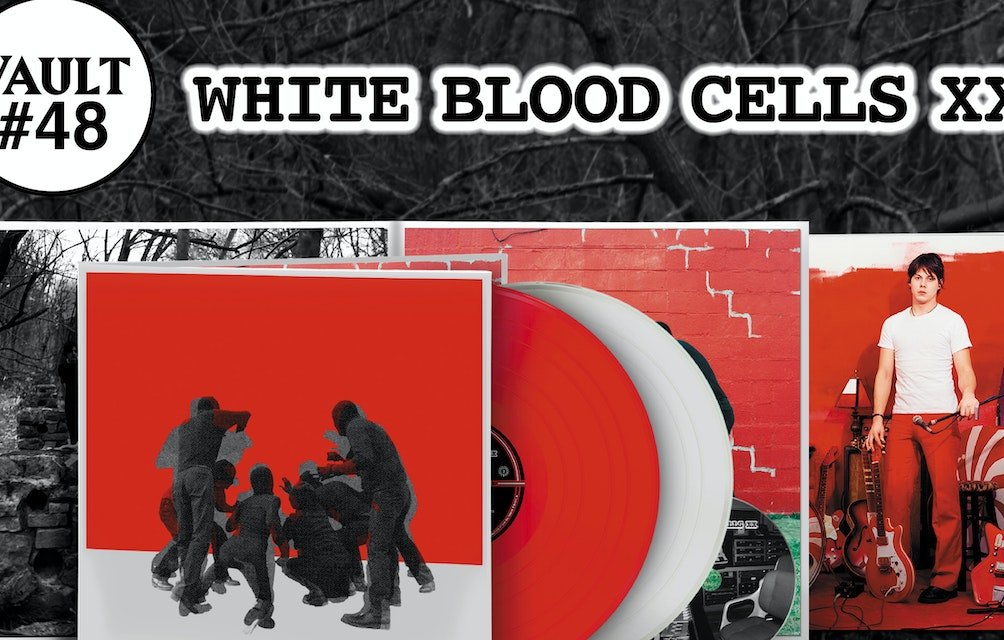 THIRD MAN RECORDS ANNOUNCES VAULT PACKAGE #48: WHITE BLOOD CELLS XX featured image