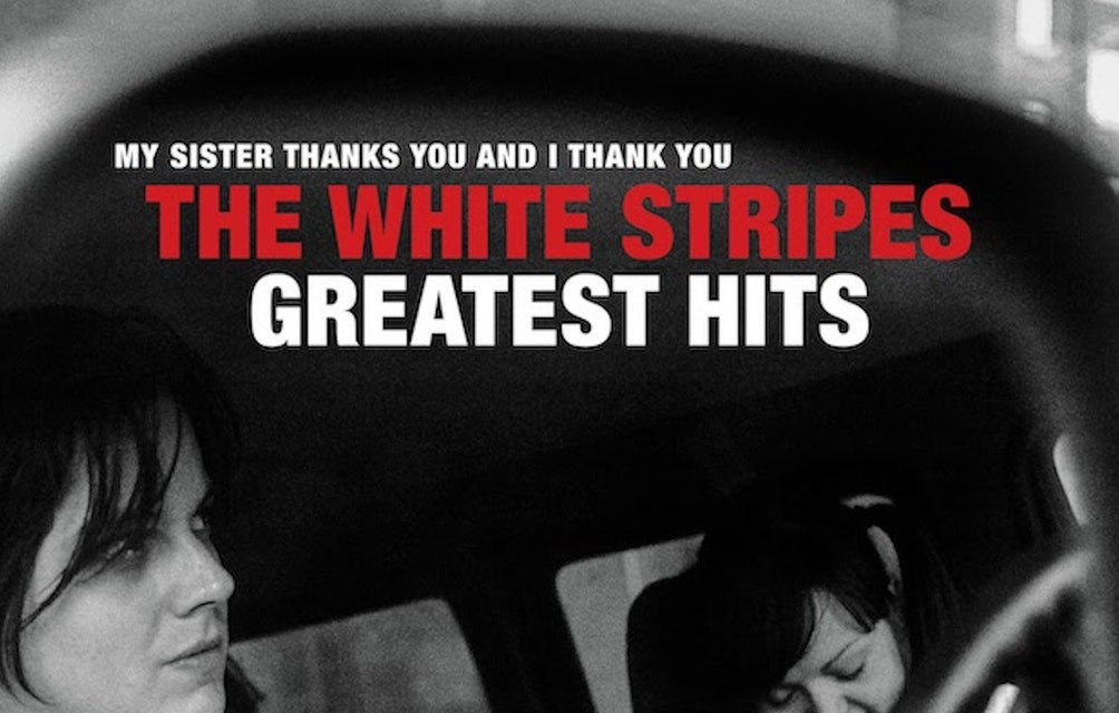 THE WHITE STRIPES UNVEIL GREATEST HITS TRACK LIST featured image