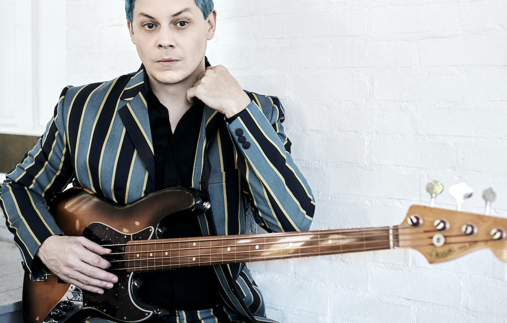"""JACK WHITE RETURNS WITH """"TAKING ME BACK"""" featured image"""