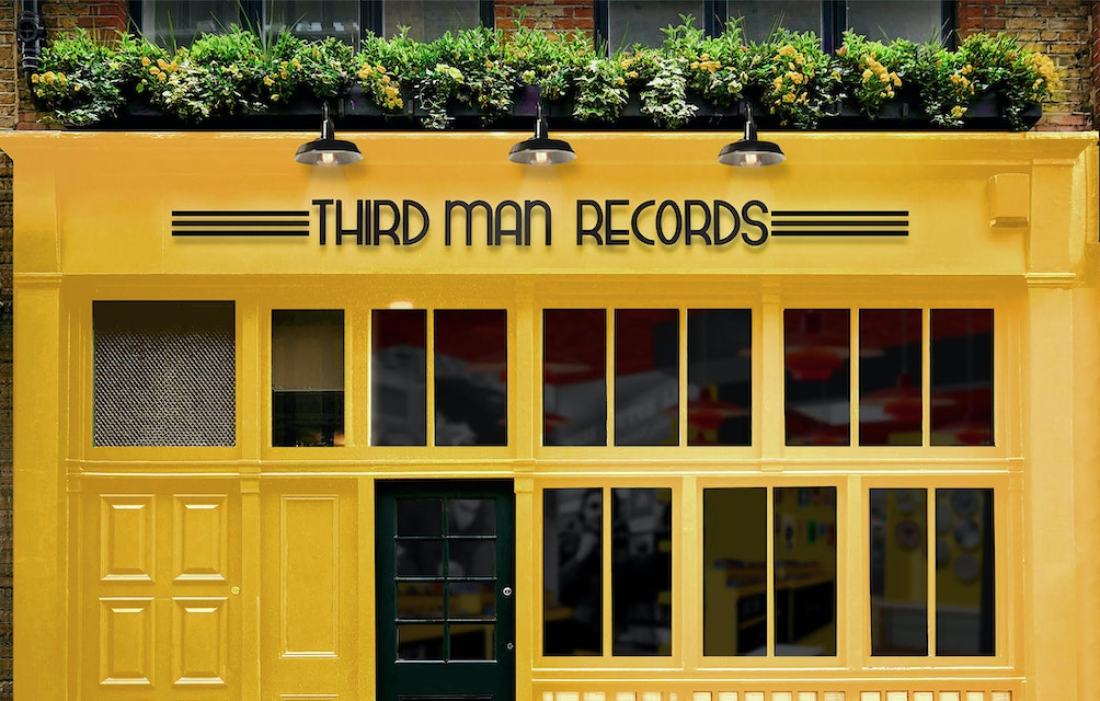 JACK WHITE AND THIRD MAN RECORDS ANNOUNCE THE OPENING OF LONDON STORE, VENUE AND EUROPEAN HQ featured image
