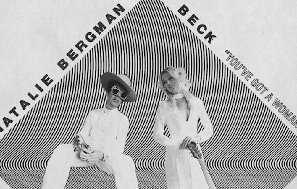 """Natalie Bergman & Beck Release Cover of Lion's """"You've Got a Woman"""" Backed With """"Paint The Rain"""" Remix featured image"""