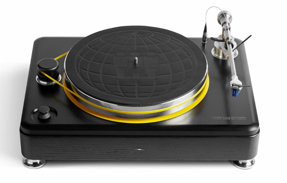 THIRD MAN RECORDS ANNOUNCES LIMITED-EDITION TURNTABLE IN A JOINT EFFORT WITH SHINOLA AUDIO featured image