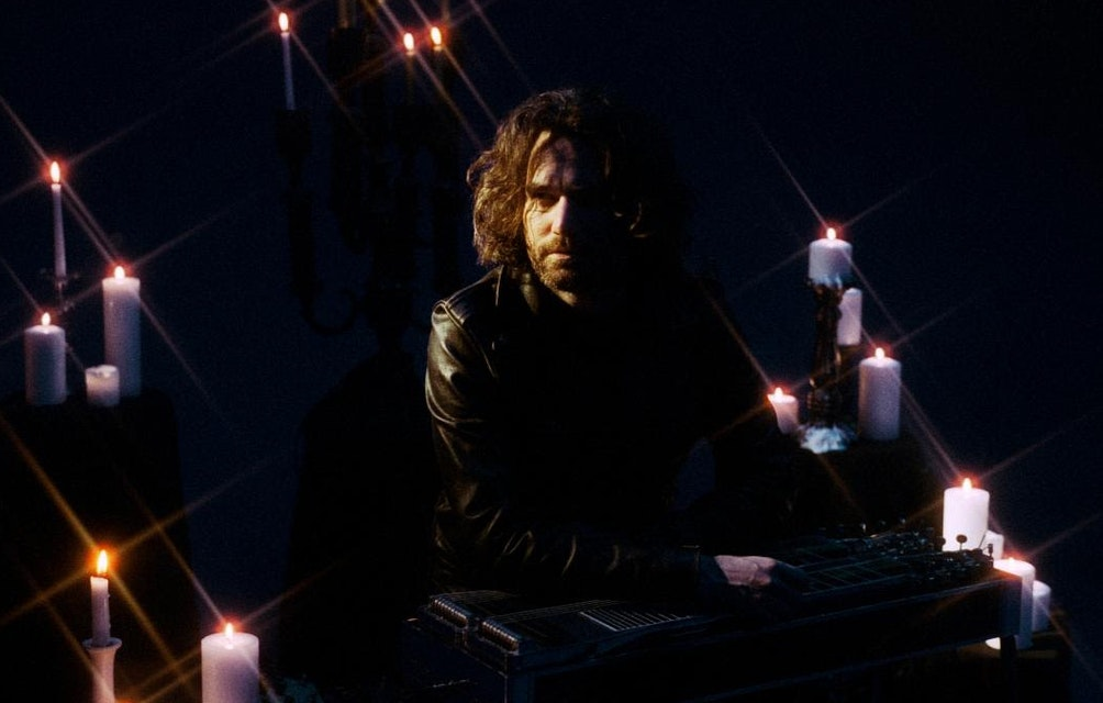 "RENOWNED NASHVILLE PEDAL STEEL PLAYER LUKE SCHNEIDER SHARES NEW SINGLE ""LEX UNIVERSUM"" FROM AMBIENT NEW AGE ALBUM ALTAR OF HARMONY OUT MAY 15, 2020 ON THIRD MAN RECORDS featured image"