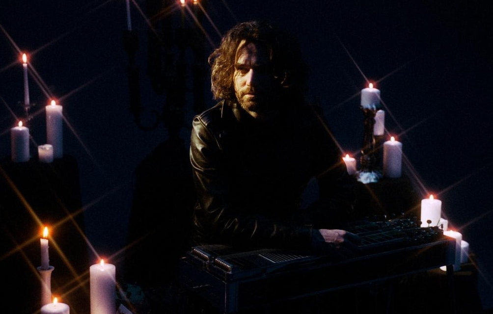 "RENOWNED NASHVILLE PEDAL STEEL PLAYER LUKE SCHNEIDER RELEASES VIDEO FOR ""LEX UNIVERSUM"" FROM NEW ALBUM ALTAR OF HARMONY OUT NOW ON THIRD MAN RECORDS featured image"