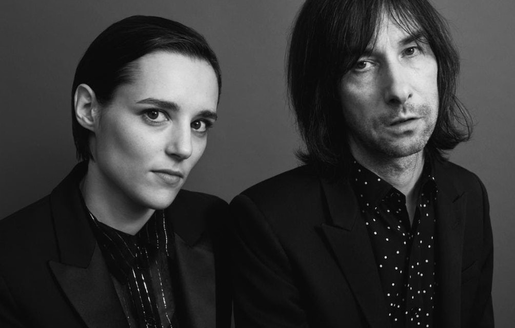 BOBBY GILLESPIE & JEHNNY BETH ANNOUNCE COLLABORATIVE ALBUM UTOPIAN ASHES DUE JULY 2, 2021 VIA THIRD MAN RECORDS featured image