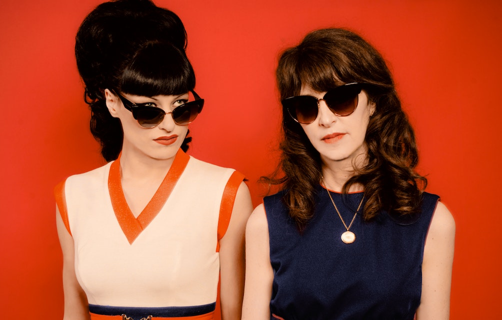 """APRIL MARCH & OLIVIA JEAN RELEASE SPLIT 7"""" PALLADIUM EP TODAY VIA THIRD MAN RECORDS featured image"""