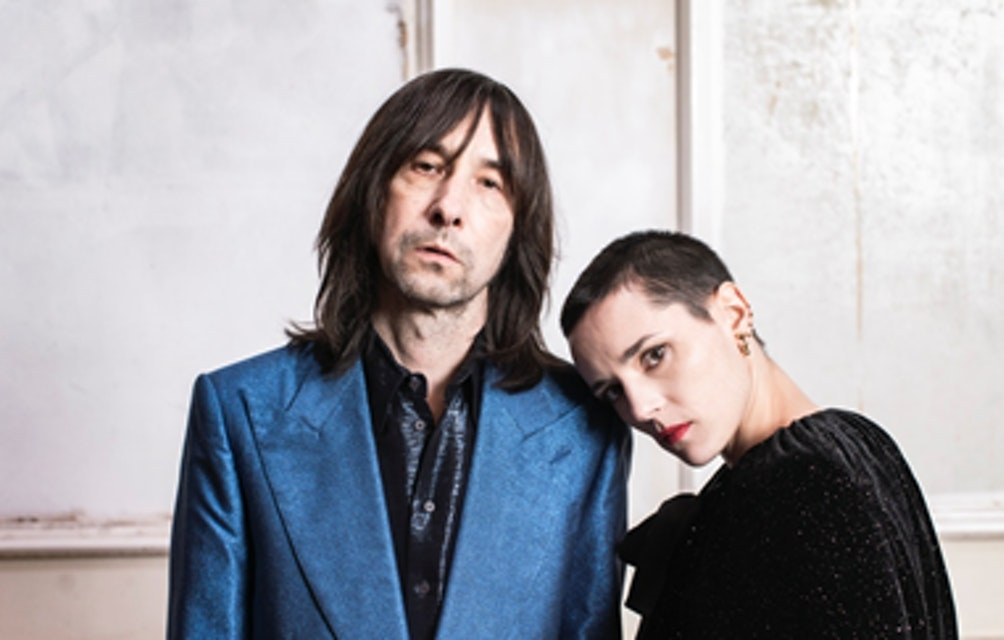 BOBBY GILLESPIE & JEHNNY BETH'S COLLABORATIVE ALBUM UTOPIAN ASHES OUT NOW VIA THIRD MAN RECORDS featured image
