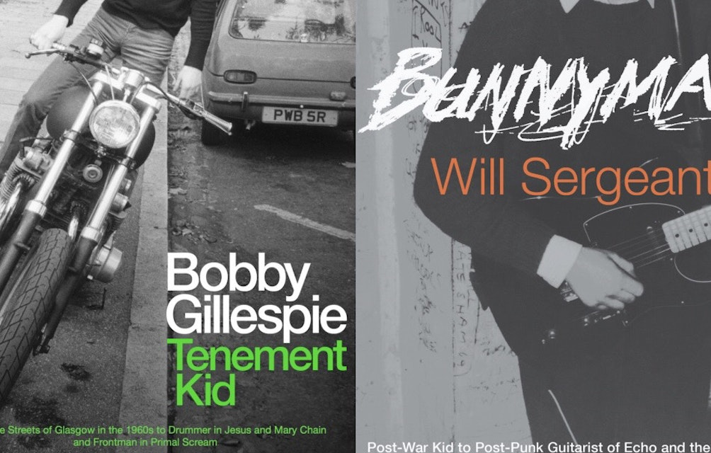 THIRD MAN BOOKS ANNOUNCES TWO NEW TITLES: BOBBY GILLESPIE'S TENEMENT KID & WILL SERGEANT'S BUNNYMAN: POST-WAR KID TO POST-PUNK GUITARIST OF ECHO AND THE BUNNYMEN featured image
